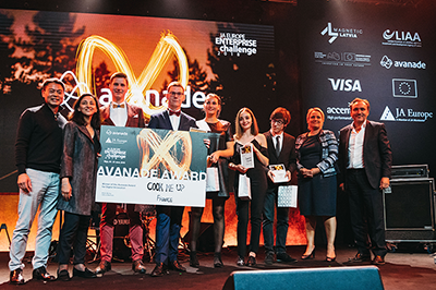 Avanade and Junior Achievement fuel entrepreneurship with Digital Innovation Award 2019